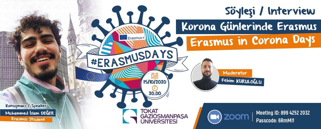 Erasmus in Corona Days